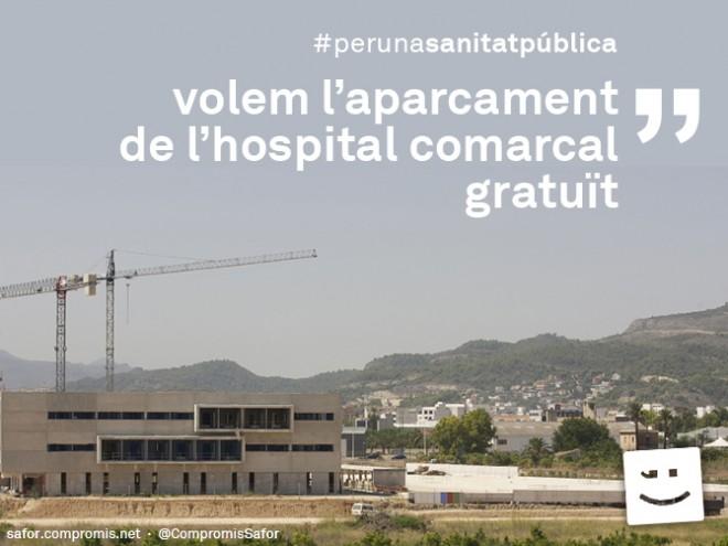 hospitalAparcament